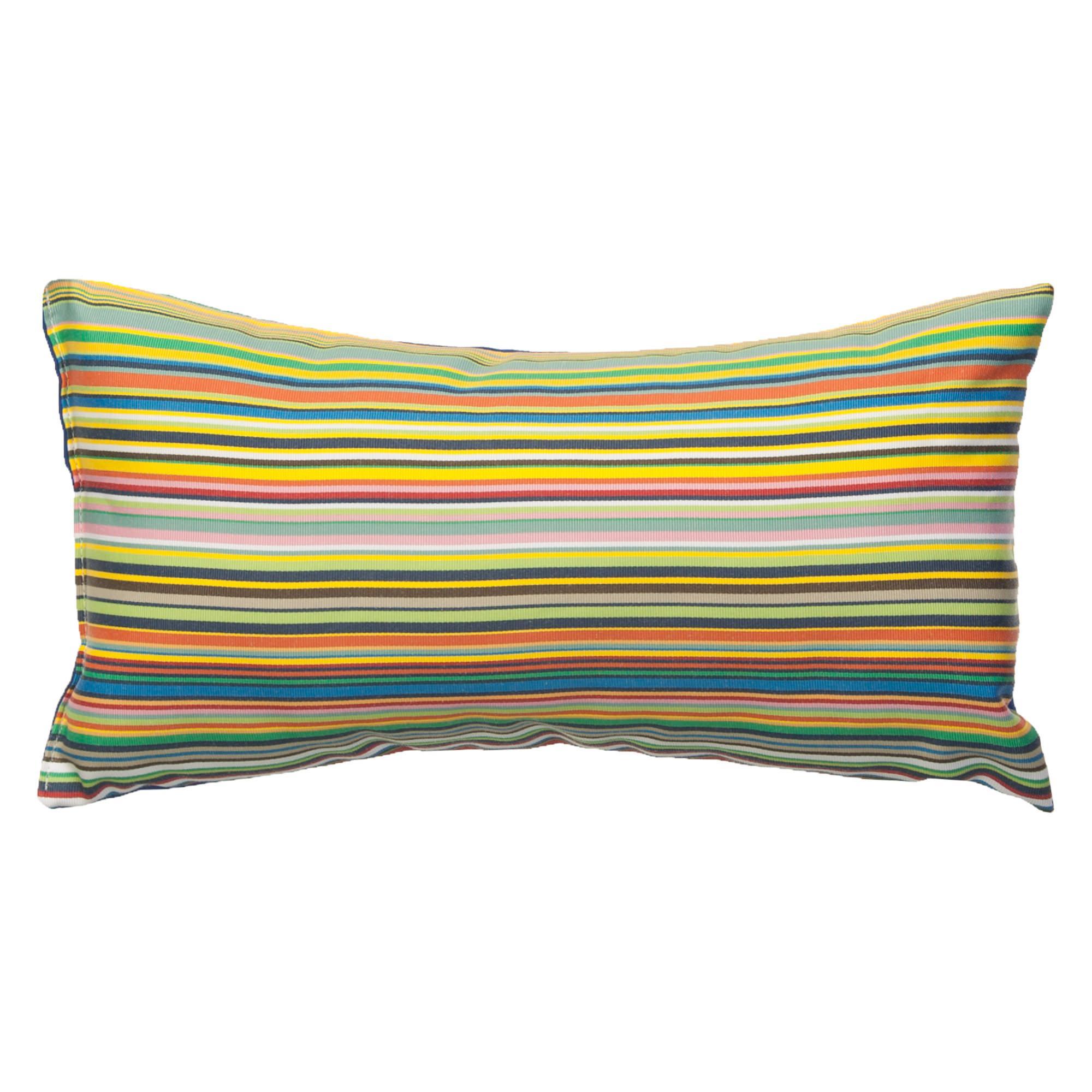 Shop Big Sur Outdoor Throw Pillow 19 In X 10 In Rectangle Lumbar