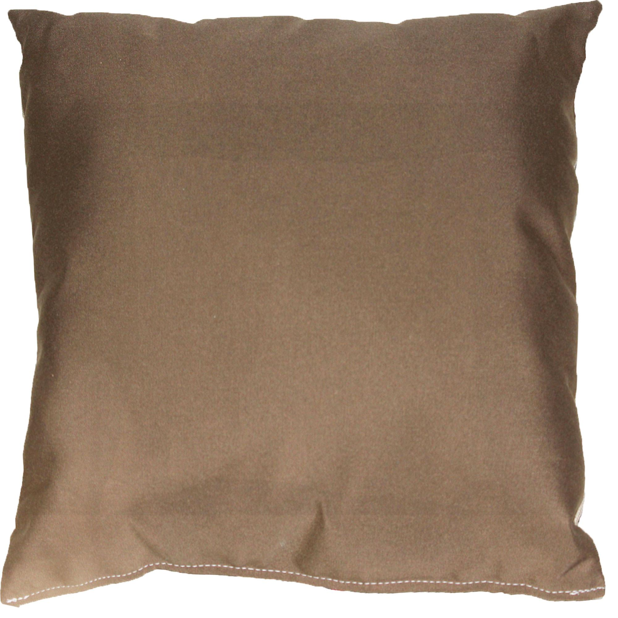 Sunbrella Throw Pillows Clearance : Cocoa Sunbrella Outdoor Throw Pillow DFOHome