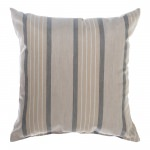 Sunbrella Throw Pillow - Cove Pebble