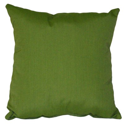 Green Outdoor Pillows