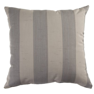 Decade Pewter Sunbrella Designer Porch Pillow