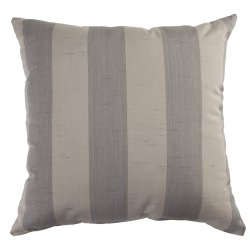 Gray Outdoor Pillow