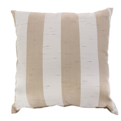 Decade Sand Sunbrella Designer Porch Pillow