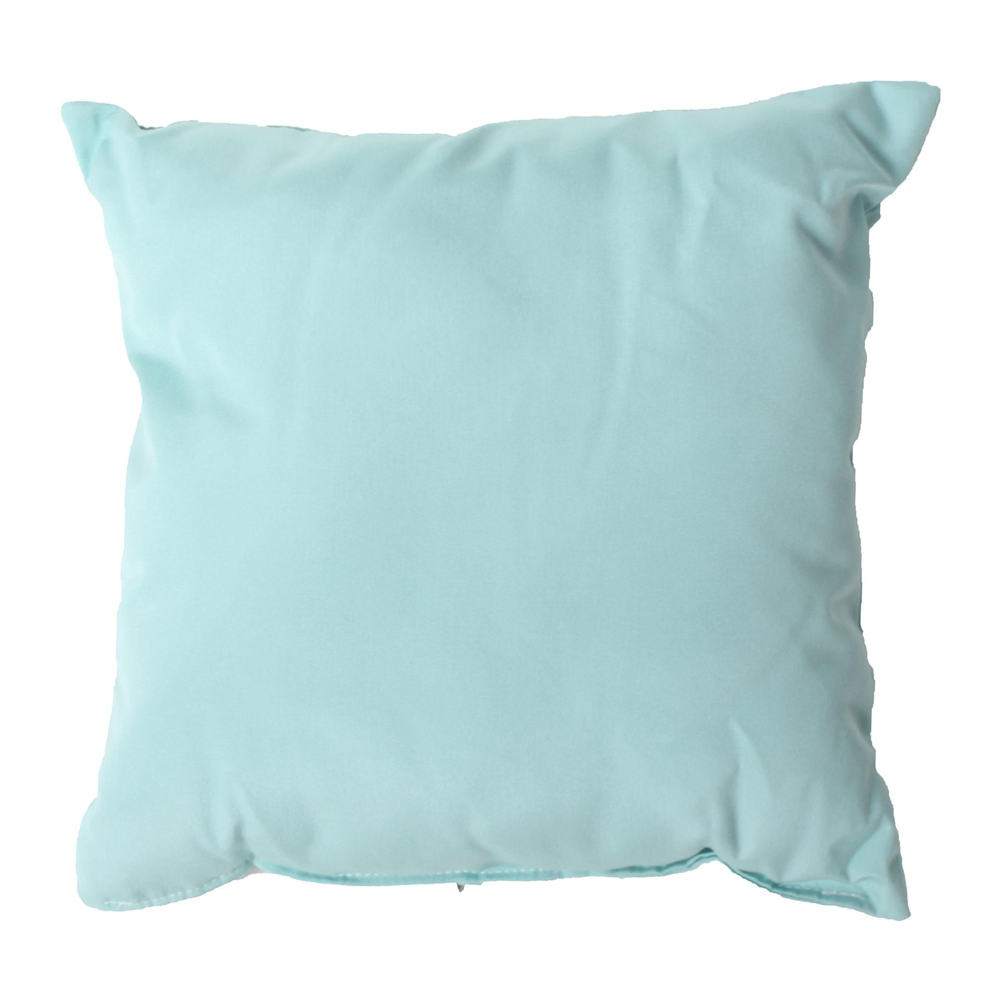 Glacier Sunbrella Outdoor Throw Pillow DFOHome