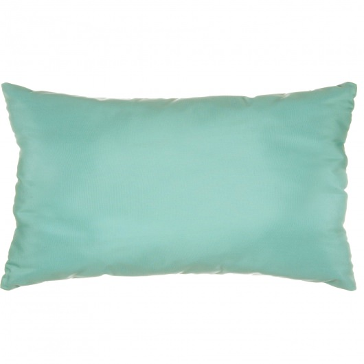 Sunbrella Throw Pillows Clearance : Glacier Sunbrella Outdoor Throw Pillow DFOHome