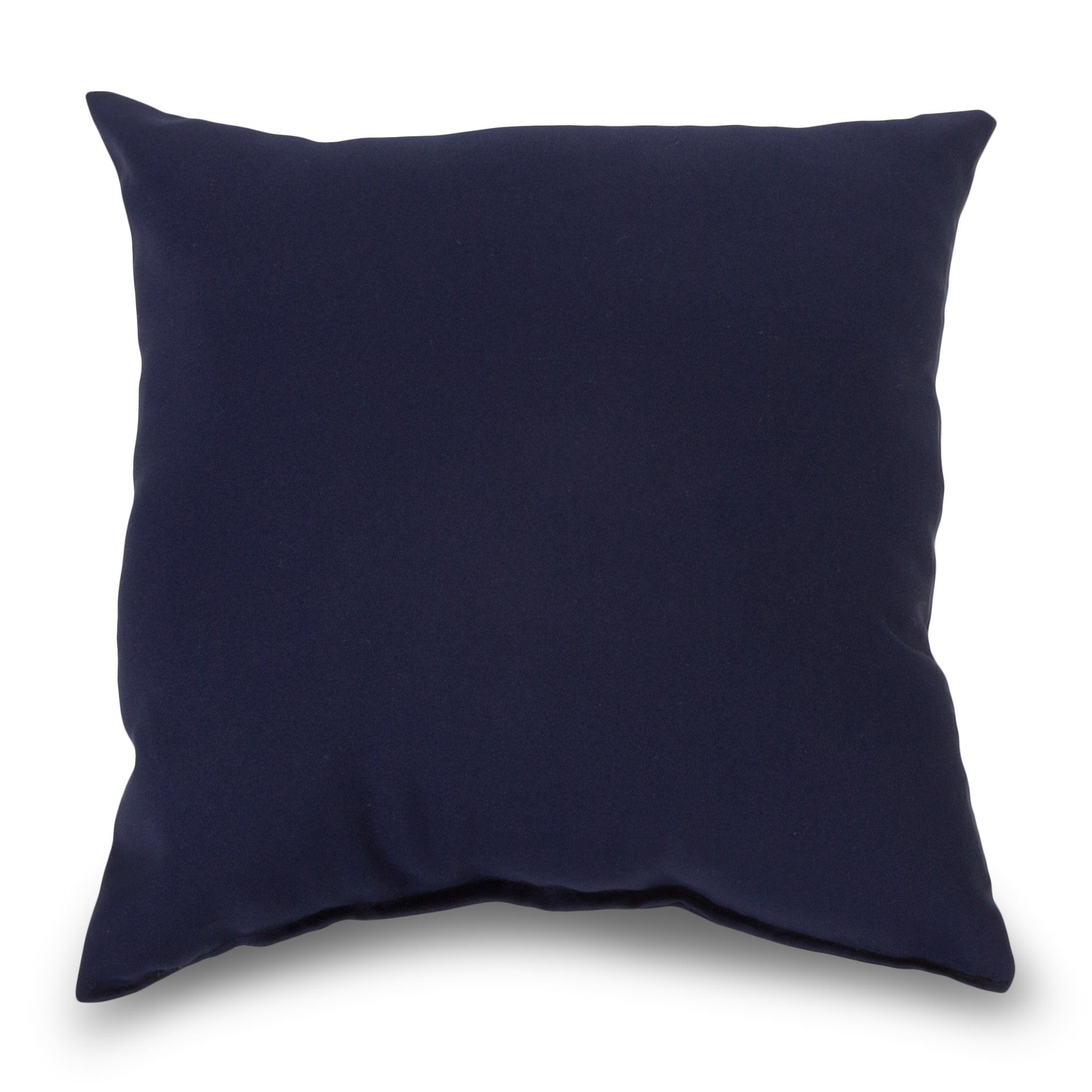 Royal Blue Outdoor Throw Pillows : Shop Royal Blue Outdoor Throw Pillow 19 in. x 10 in. Rectangle/Lumbar - Essentials by DFO ...