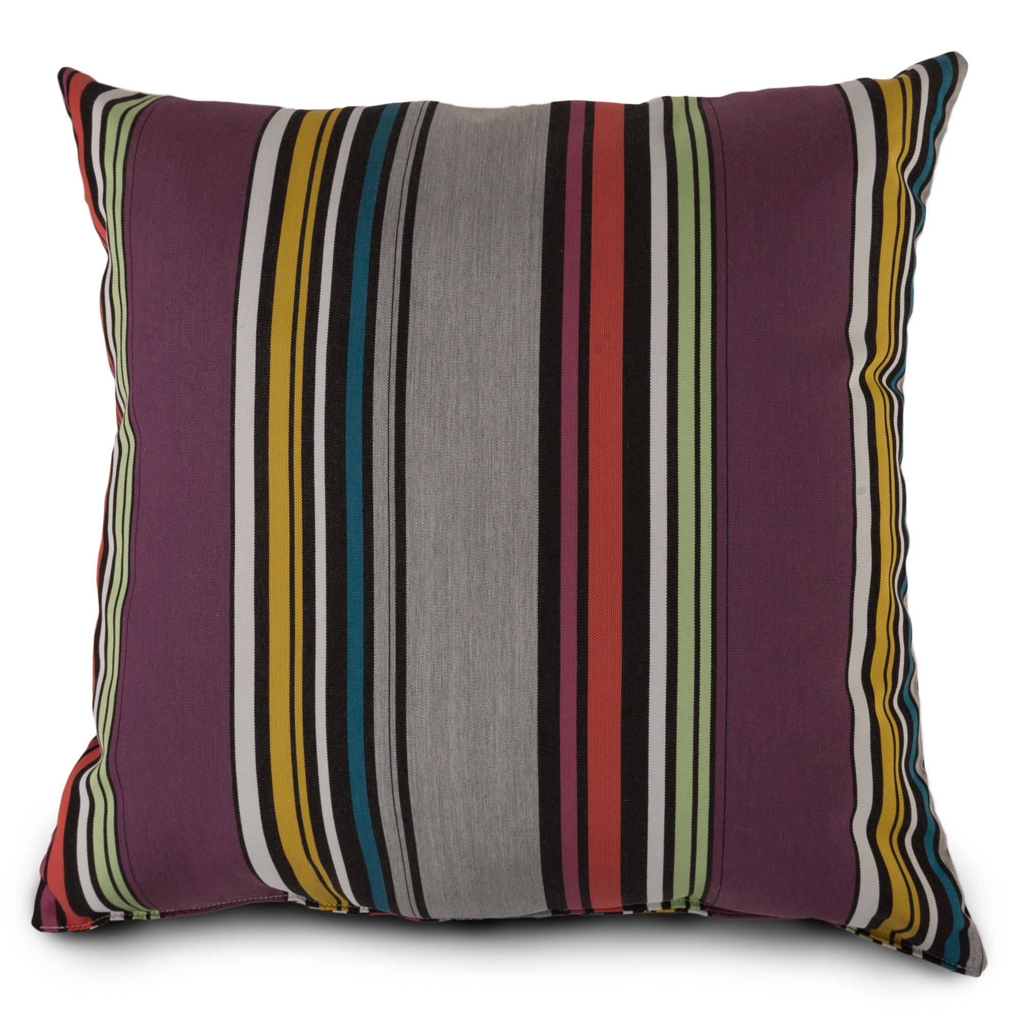 Sunbrella Throw Pillows Clearance : Icon Mystique Sunbrella Outdoor Pillow DFOHome