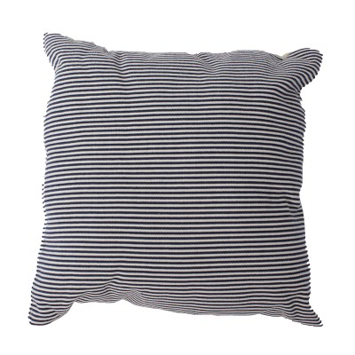 Maritime Summer Cottage Outdoor Throw Pillow 16 in. x 16 in. Square