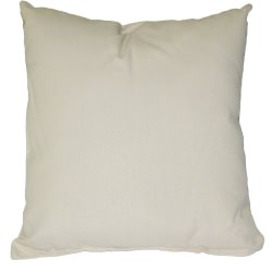 Oatmeal Sunbrella Outdoor Throw Pillow (16 in. x 16 in.)