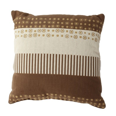 Repose Birch Outdoor Throw Pillow 19 in. x 19 in. Square