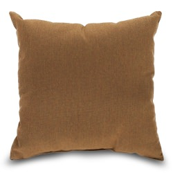 Brown Outdoor Pillow