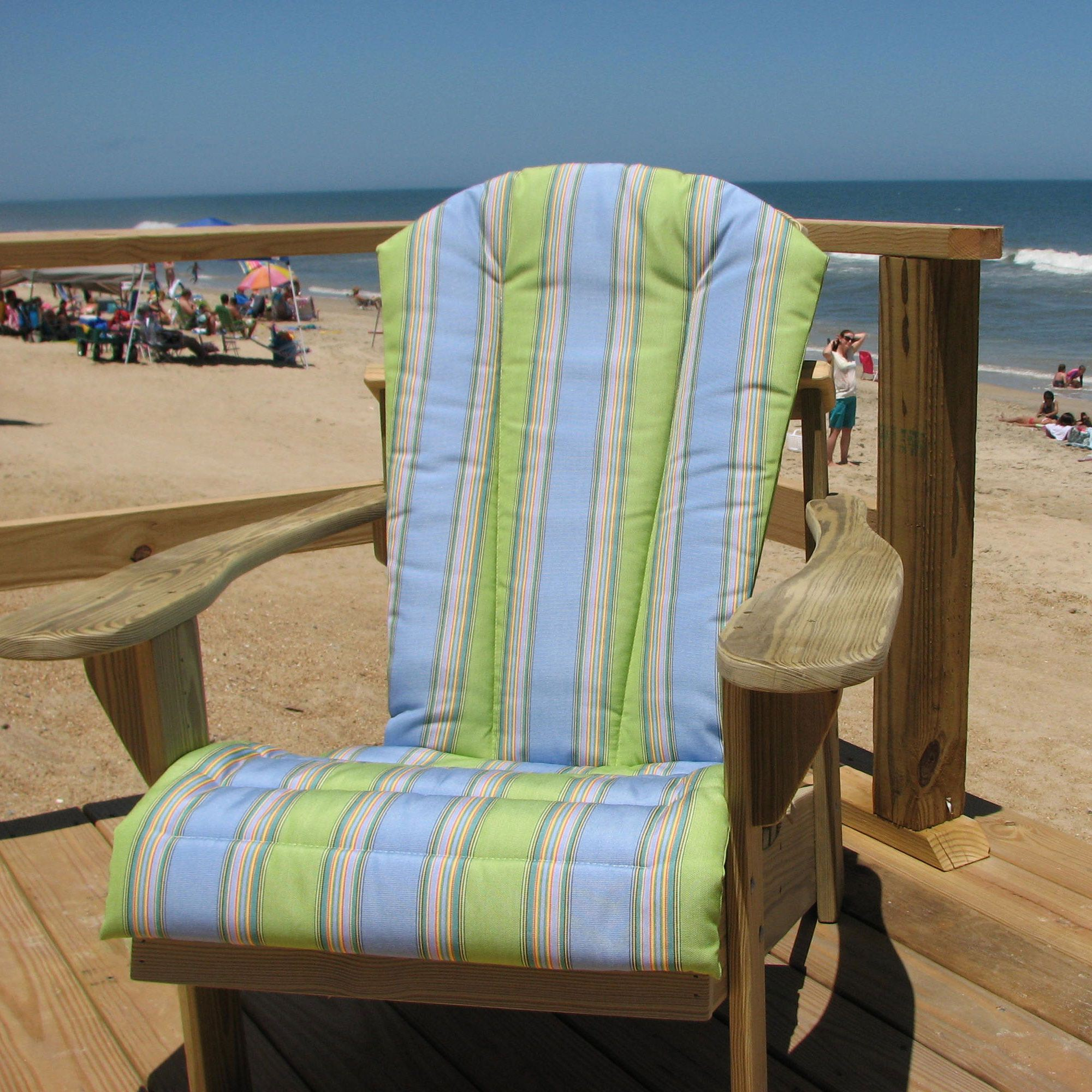 adirondack chair cushion dfohome