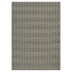 Cape Barnstable Rug Black/Gold