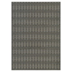 Cape Barnstable Rug Black/Tan