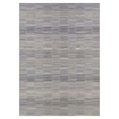 Cape Fayston Rug Silver/Charcoal