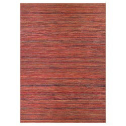 Cape Hinsdale Rug Crimson/Multi