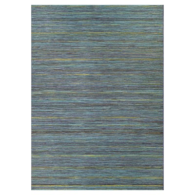 Cape Hinsdale Rug Teal/Cobalt 2ft. x 3ft. 7in.