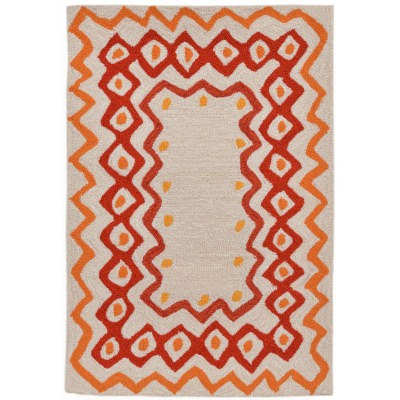 Capri Ethnic Border Warm