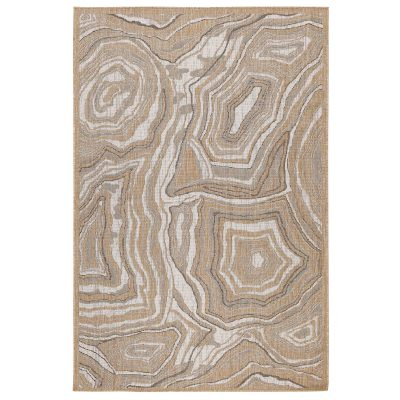 Carmel Agate Sand Indoor/Outdoor Rug