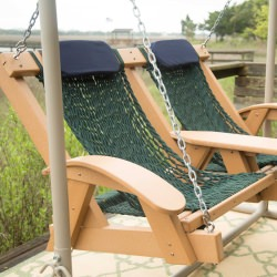 Coastal Cedar Duracord Swing