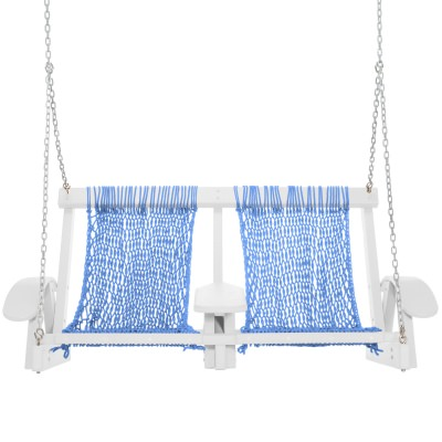 Coastal White DuraCord Swing
