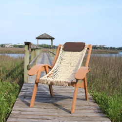 Coastal Cedar DuraCord Chair