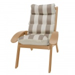 Coastal Cedar Cushion Chair