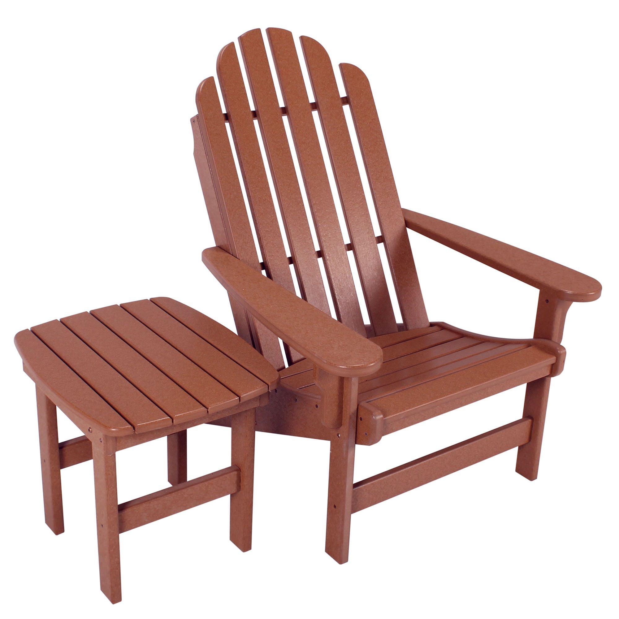 Shop Cedar Durawood Side Table Pawleys Island Furniture