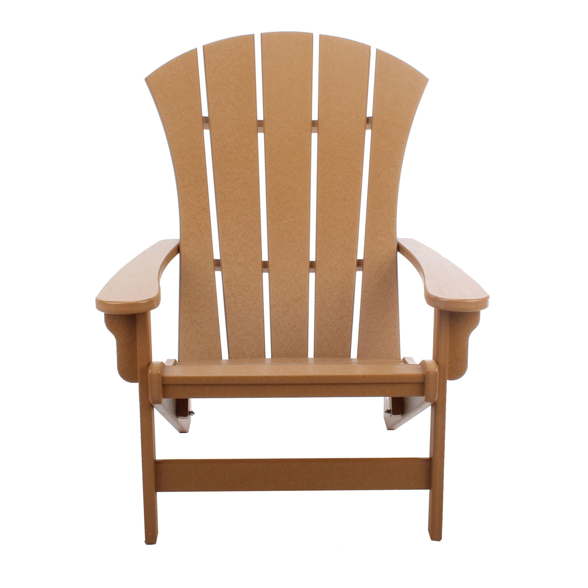 Superieur Sunrise Cedar Durawood Adirondack Chair ...