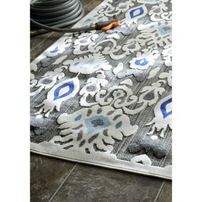 Ikat Outdoor Rugs