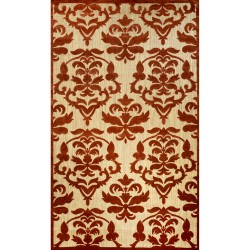 Terra Machine Made Outdoor Damask Alma Rug