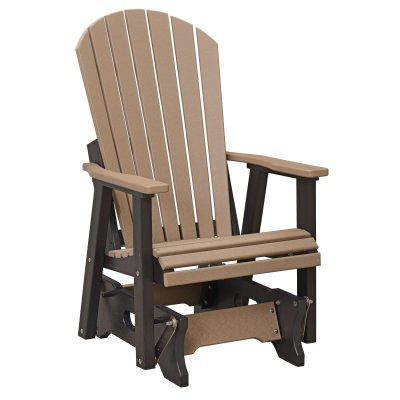 Comfo-Back Adirondack Glider - 16 colors available