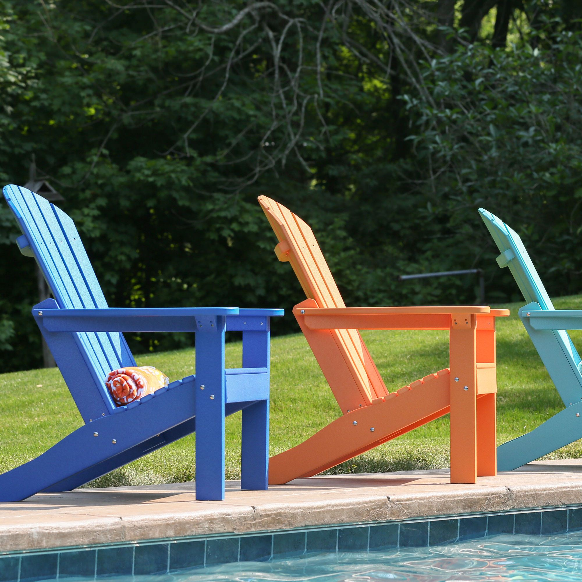 ... Comfo Back Adirondack Chair ...