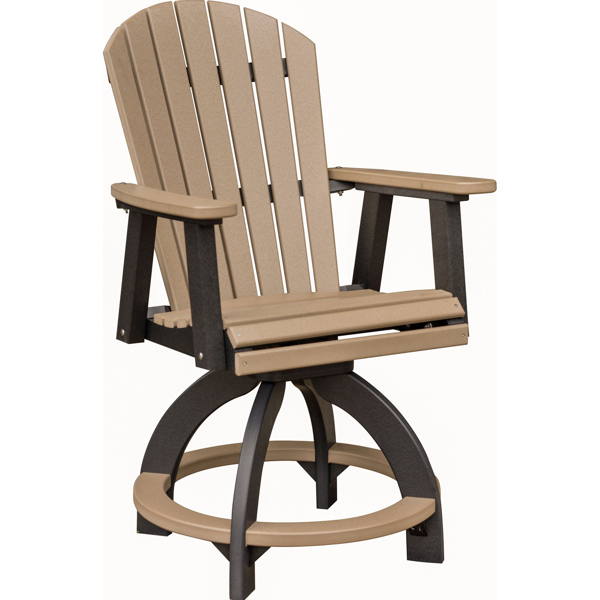 comfo back swivel counter chair berlin gardens dfohome. Black Bedroom Furniture Sets. Home Design Ideas