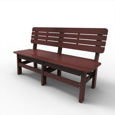 60 in Country Bench
