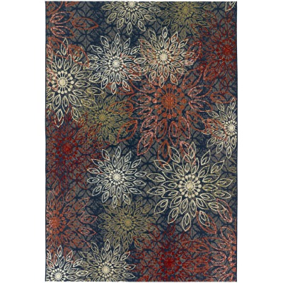 Dolce Amalfi Multi Outdoor Rug