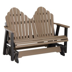 Cozi-Back Adirondack Double Glider - 18 colors available