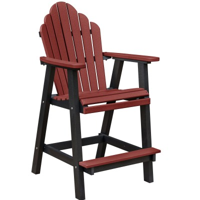 Cozi-Back Bar Chair - 18 Colors