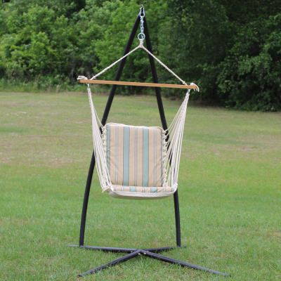 Single Cushioned Swing - Crestwood Spa