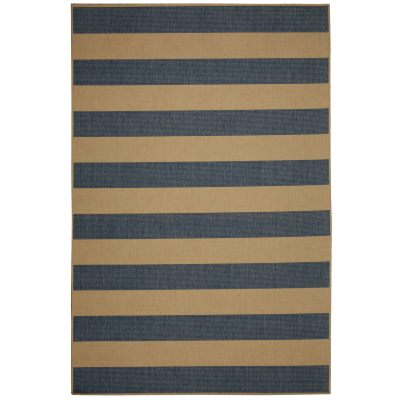 Beach Service Blue - Pawleys Island Porch Rug
