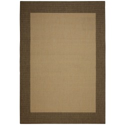 Islander Natural Cocoa - Pawleys Island Porch Rug