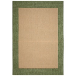 Islander Natural Green - Pawleys Island Porch Rug