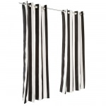 Sunbrella Cabana Classic Outdoor Curtain with Grommets
