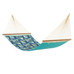 Day Trip Pacific Large Quilted Hammock Made in USA with Reversible Sunbrella Fabric