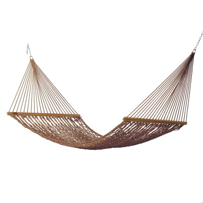 Large DuraCord Rope Hammock - Antique Brown
