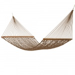 Executive DuraCord Rope Hammock - Antique Brown