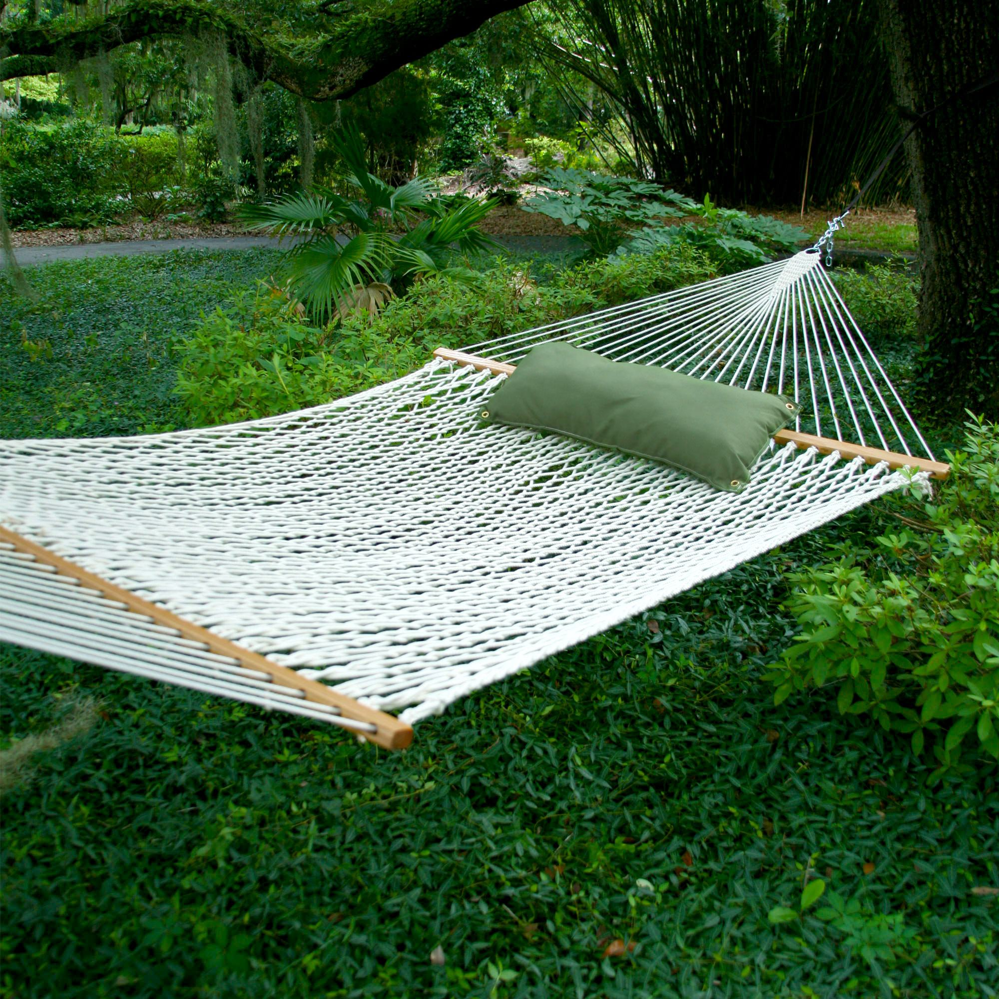 Original Polyester Rope Hammock By Pawleys Island Dfohome