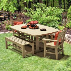 5 Piece Casual Dining Set