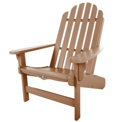 Essentials Cedar Durawood Adirondack Chair
