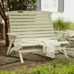 Epic Collection Adirondack Settee - Poly -